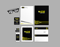 Identidad Visual - IGS Computers