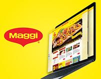 Página web Maggi® Colombia.