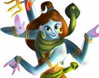 Shiva -  Om Namah Shivaya