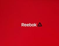 Reebok branding para Venezuela
