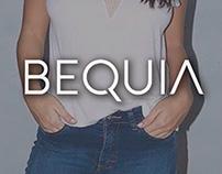Bequia / identidad visual
