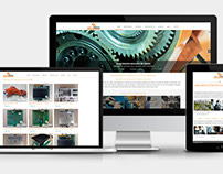 Website Wordpress - Servnews Automação e Robótica