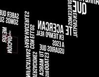 Kinet Typography