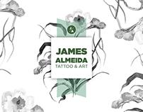 James Almeida - Branding