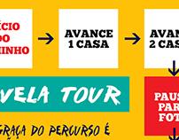Flyer Favela Tour - Museu de Favela
