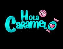 """Diseño de Logotipo para """"Hola Caramelo"""""""