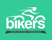 bikers - imagen gráfica