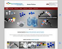 Multiplásticos Inyectados - fabricante envases