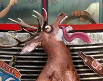 Super Vibe Trucker® Band Artwork