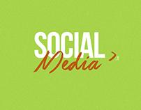 Social Media - Verão