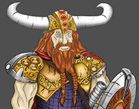 Viking draw