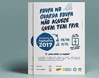 Campanha do Agasalho 2017 - Rotary Kids