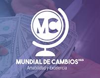 Logo Mundial de Cambios