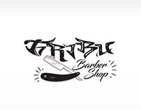 Tribu Barbershop - Diseño de logo