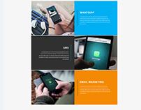 Plataforma de Marketing Masivo - Whatsapp / Email / SMS