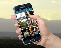 App Android Guía Comercial
