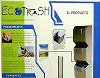 Ecotrash: Recycle system for home garbage