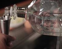 Tequila Patron & Bar Vinil