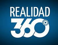 Intro para Videos de Realidad360