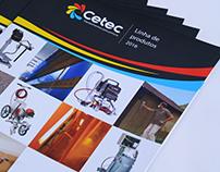 Cetec - Catálogo 2016