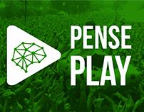 Logo Pense Play