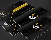 Gloria Cataño Creación de marca/logo
