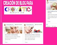 Blog para Cromatic