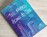 Redesign e Diagramação - Livro Três Metros Acima do Céu