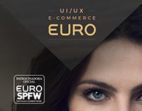 UI - E-commerce Euro