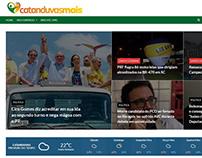 Portal CatanduvasMais (www.catanduvasmais.com.br)