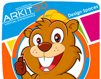 ARKIT3D Design Spaces
