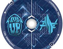 CD para DJ Alf LevelUp