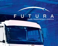 Futura Brasil - Audiovisual, Folder e Banner