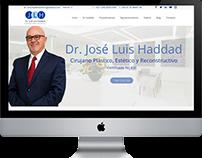 DESARROLLO DE PAGINAS WEB - HADDAD