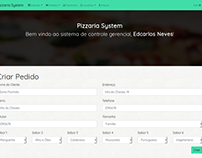 Sistema Integrado Pizzaria - Gerencial, Pedidos, Site.