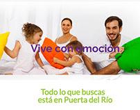 Puertas Del Rio - VHEO
