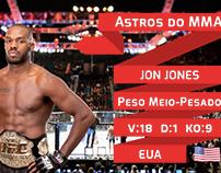 Astros do MMA
