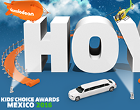 Premios Kids Choices Awards 2016 Mex, Col, Bra y Arg