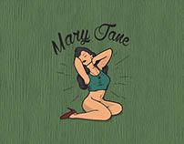 Nullzone - Mary Jane (High Society)