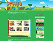 Site - Escola Arco-Íris
