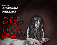 Book Design: Red Sheets