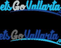 LetsGoVallarta Logo & Web