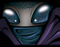 Alien Mage