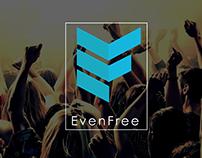 Diseño de marca para EvenFree