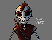 Skull West