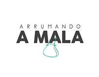 Criação de Blog e layout para posts do Arrumando a Mala