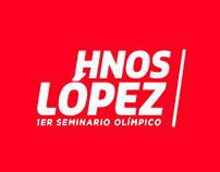 Seminario Taekwondo - Hnos López en Chile