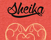 Sheika Bath & Bodycare Brand Design