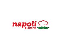 Logo Napoli Pizzaria