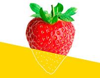 Diseño de Logotipo. Frutisonrisa